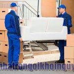 Xe tải chở hàng chuyển nhà trọn gói tại Bình Dương