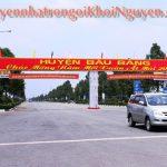 Dịch vụ Chuyển nhà trọn gói, chở hàng chuyển văn phòng tại Bàu Bàng