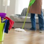 Bí quyết dọn nhà sạch bong với 6 bước đơn giản
